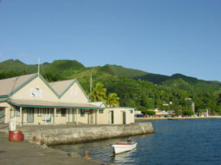 customs levuka wharf