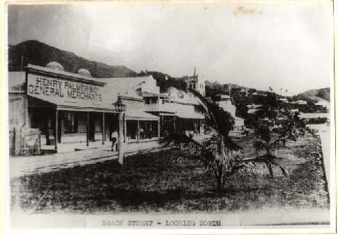 Levuka, Fiji's old Capital