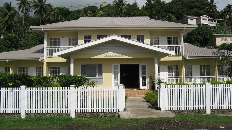 new mavida lodge, levuka